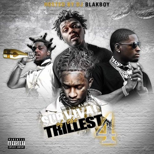 Survival Of The Trillest 4 - DJ Blakboy