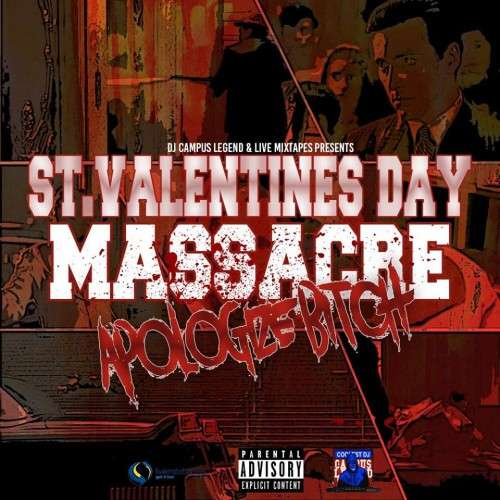Various Artists - St. Valentines Day Massacre