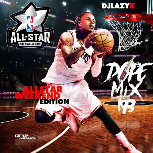 Various Artists - Dope Mix 193 (Hosted By Rich The Kid)