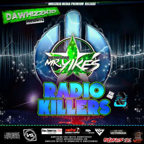 HempStar Mr. Yikes - Radio Killers Vol. 2