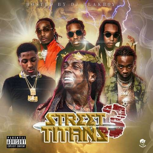 Various Artists - Street Titans 3