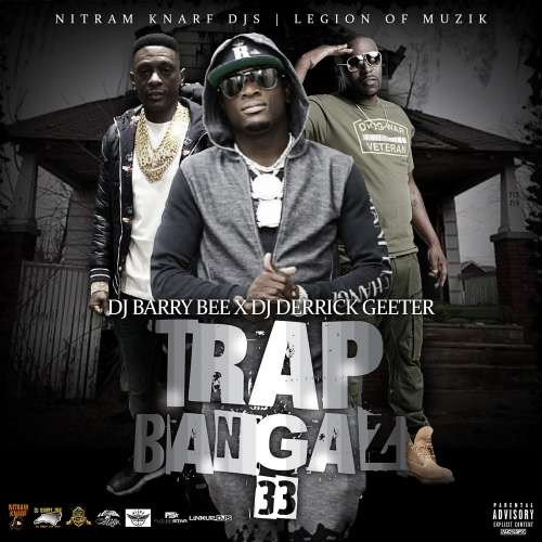 Various Artist - Trap Bangaz 33