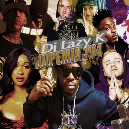 Various Artists - Dope Mix 194