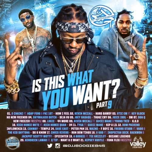 Various Artists - Is This What You Want 9