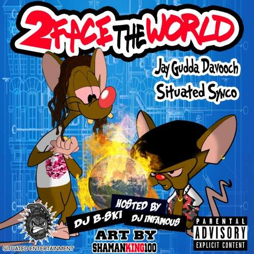 Jay Gudda Davooch X Situated Synco - 2Face the world