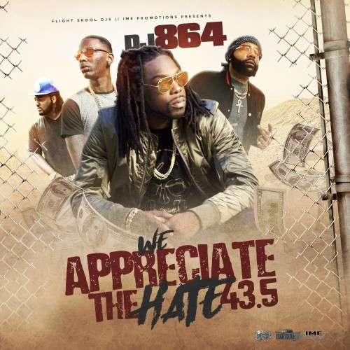 Various Artists - We Appreciate The Hate Vol. 43.5