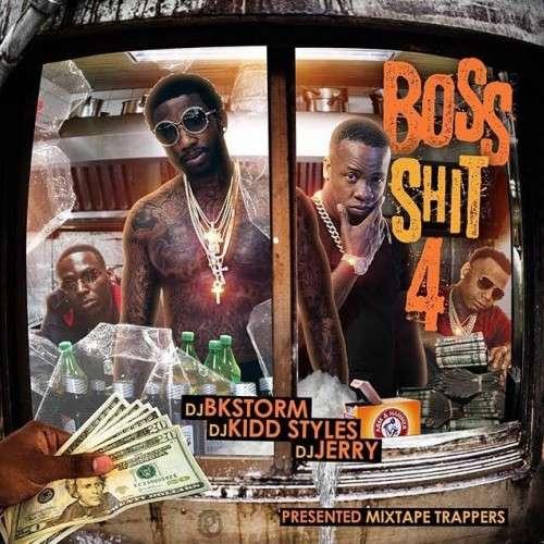 Various Artists - Boss Shit 4