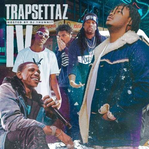 Various Artists - TrapSettaz 4