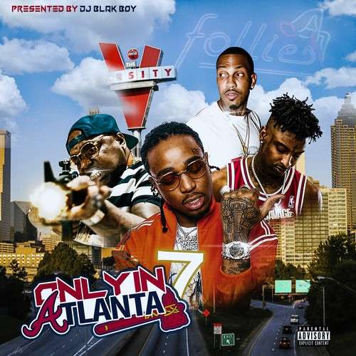 Various Artists - Only In Atlanta 7