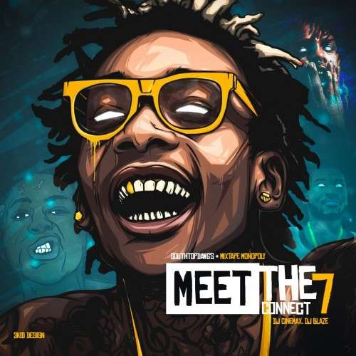 Various Artists - Meet The Connect 7