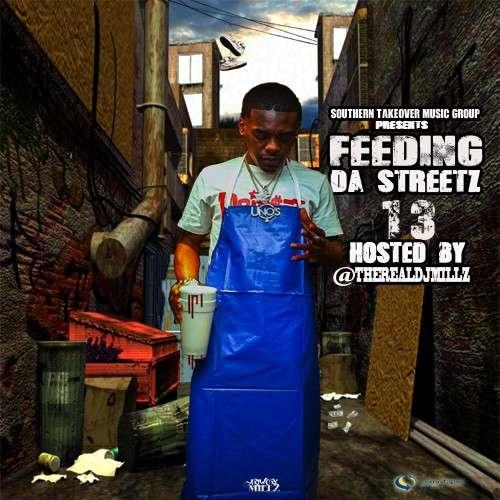 Various Artists - Feeding Da Streetz 13