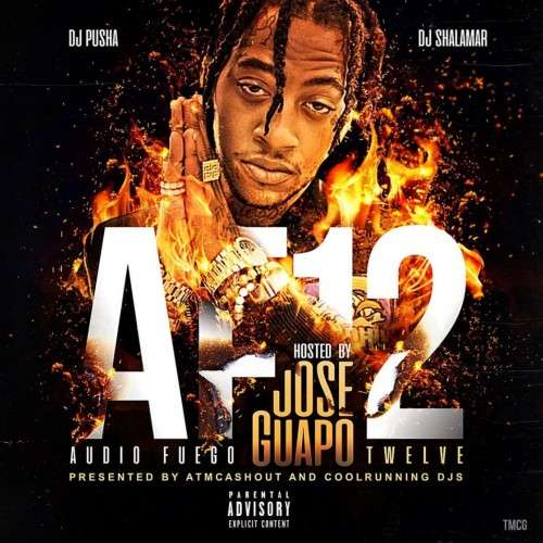 Various Artists - Audio Fuego 12 (Hosted By Jose Guapo)