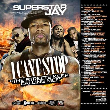 Various Artists - I Can't Stop (The Streets Keep Calling Me!)