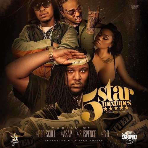 Various Artists - 5 Star Mixtapes
