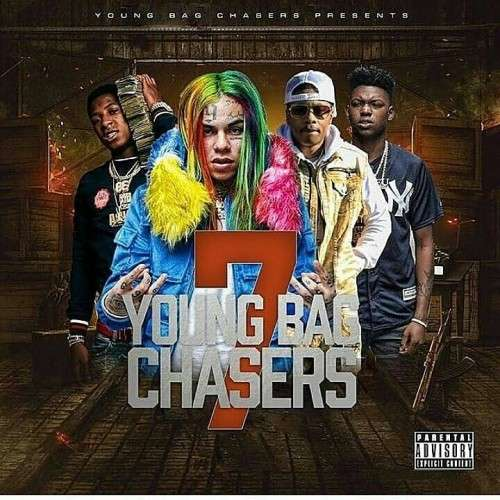 Various Artists - Young Bag Chasers 7