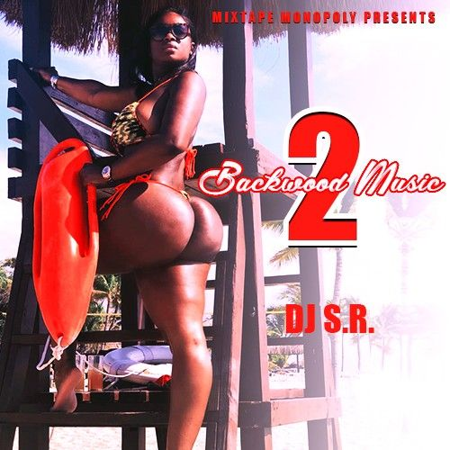Backwood Music 2 - DJ S.R., Mixtape Monopoly