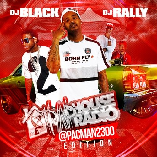 TrapHouse Radio 10.5  - DJ Rally, DJ Black