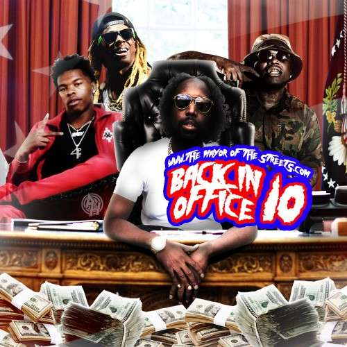 Various Artists - Back In The Office 10