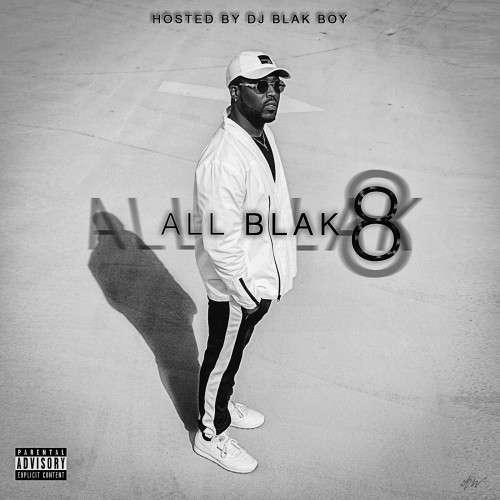 Various Artists - All Blak 8
