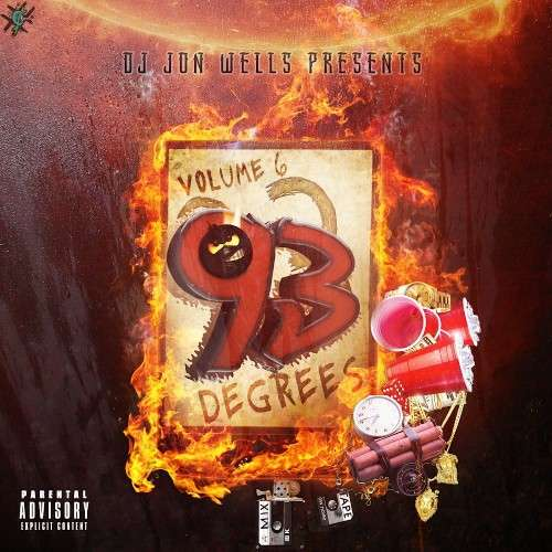 Various Artists - 93 Degrees 6