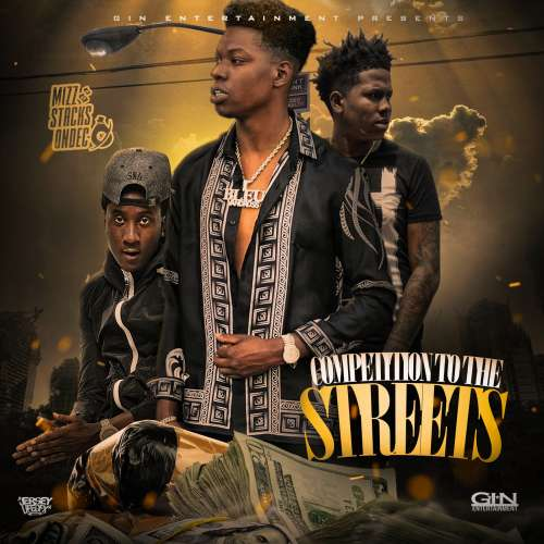 Various Artists - Competition To The Streets