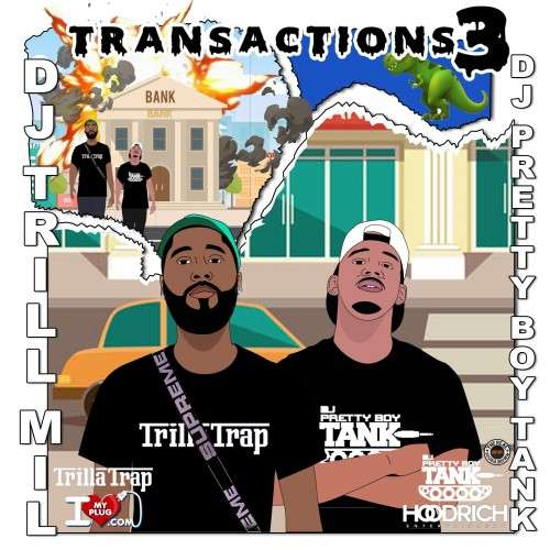 Various Artists - Transactions 3