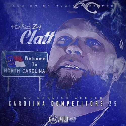 Hosted by Clatt - Carolina Competitors 25