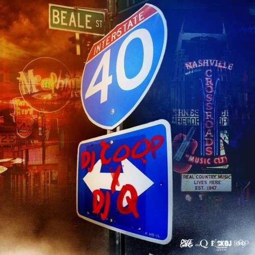 Various Artists - I-40 Mixtape