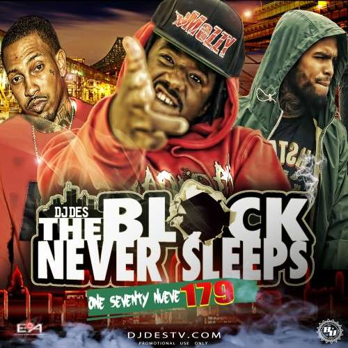 Various Artists - The Block Never Sleeps 179