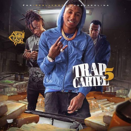 Trap Cartel 5 - Mixtape Culture (DJ B-Ski)