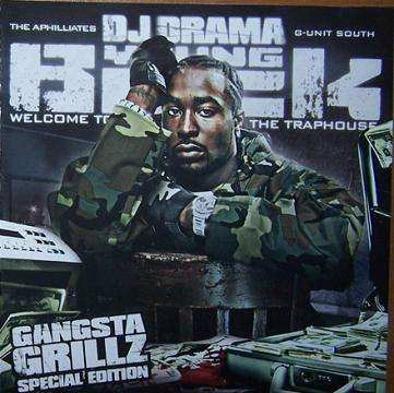 Young Buck - Welcome To The Traphouse (Gangsta Grillz Special Edition)