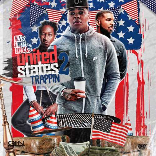 Various Artists - United States Trappin 2