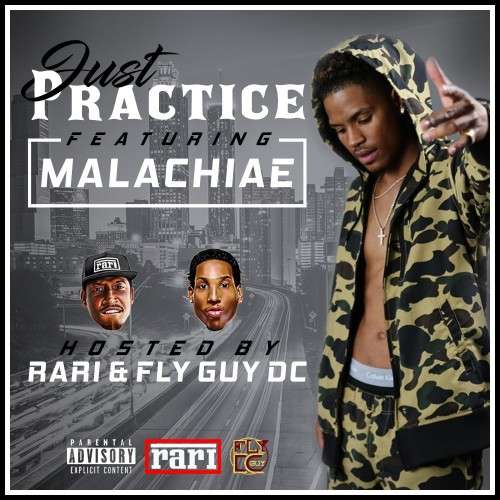 Various Artists - Just Practice (Hosted By Malachiae)