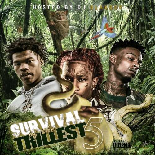 Various Artists - Survival Of The Trillest 5