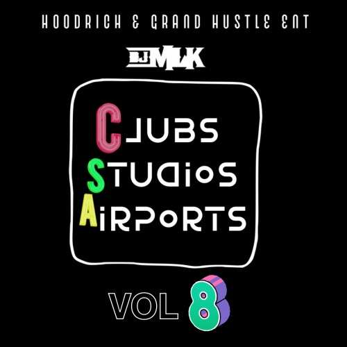Various Artists - Clubs Studio Airports 8