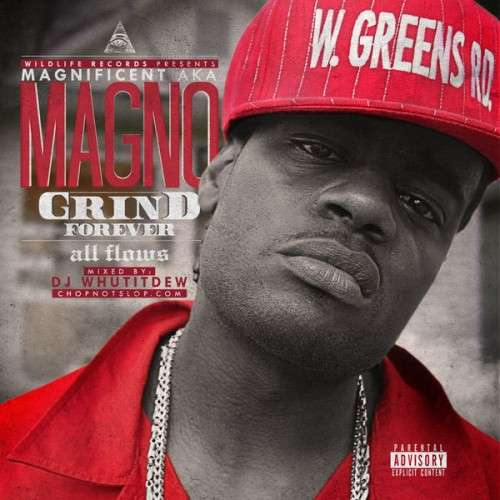 Magno - Grind Forever