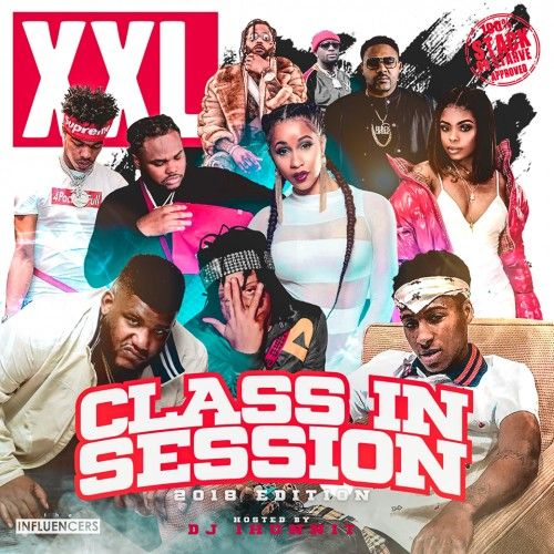 Class In Session - DJ 1Hunnit, Stack Or Starve