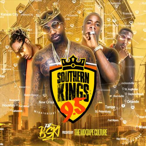 Mixtape Culture - Southern Kings 9.5