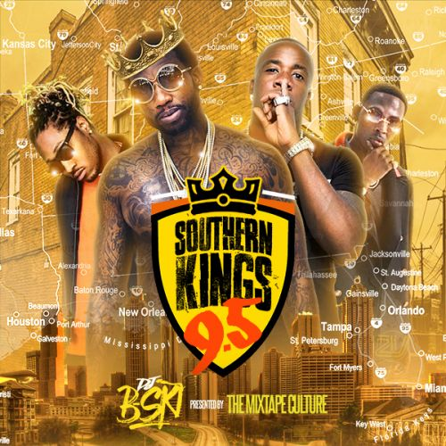 Southern Kings 9.5 - Mixtape Culture (DJ B-Ski)