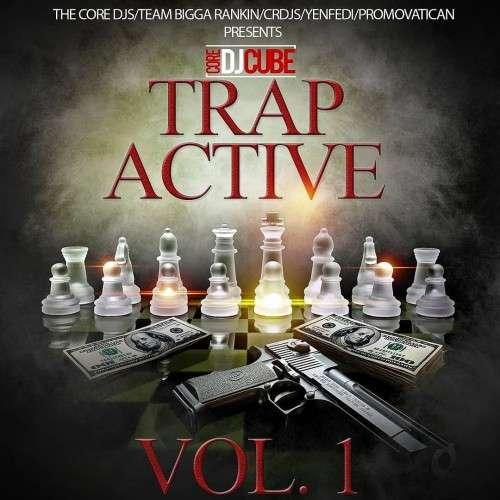 Various Artists - Trap Active