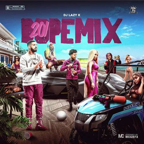 Various Artists - Dope Mix 201