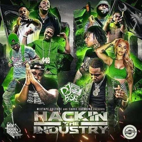 Various Artists - Hackin The Industry