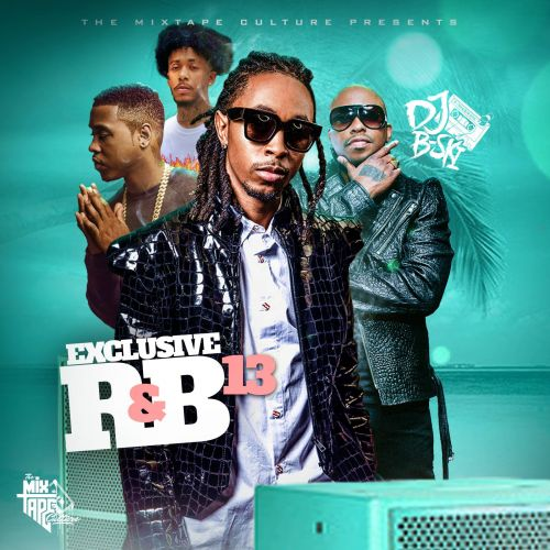 Exclusive R&b 13 - DJ B-SKI