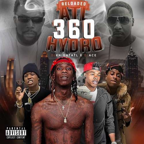 Various Artists - ATL 360 Hydro Reloaded