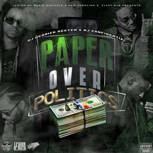 Various Artists - Paper Over Politics