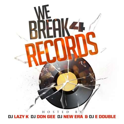 Various Artists - We Break Records 4