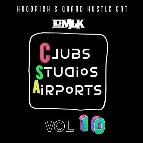 Various Artists - Clubs Studio Airports 10