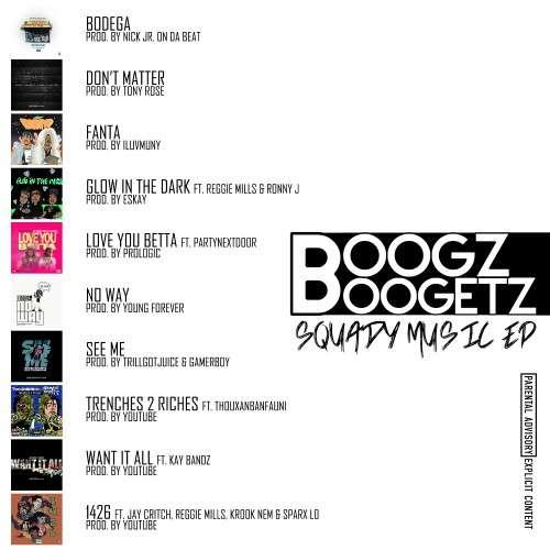 Boogz Boogetz - Squady Music