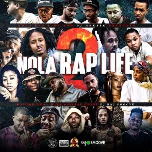 Various Artists - NOLA Rap Life 2