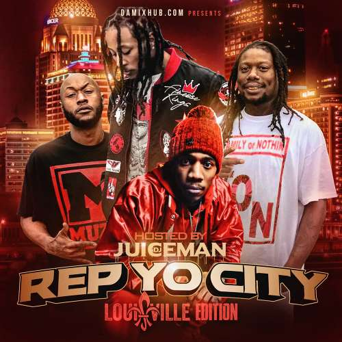Various Artists - Rep Yo City (Louisville Edition)
